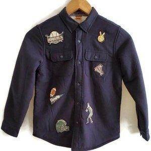 Tailor Vintage Little Boys Winter Shirt Jacket NWT